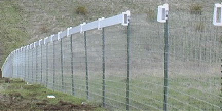 Electric Fence Woven Electric Fence
